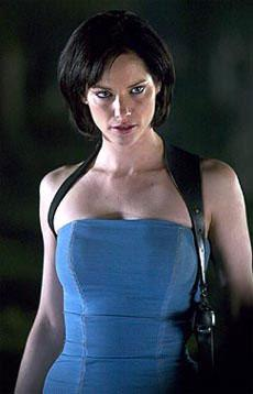 Jill Valentine (In the Movies)
